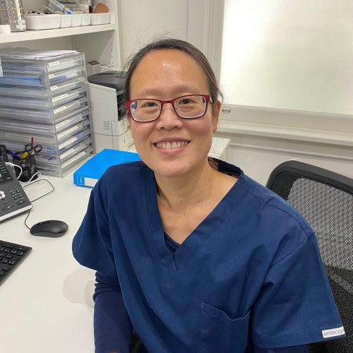 Dr Karen Choong