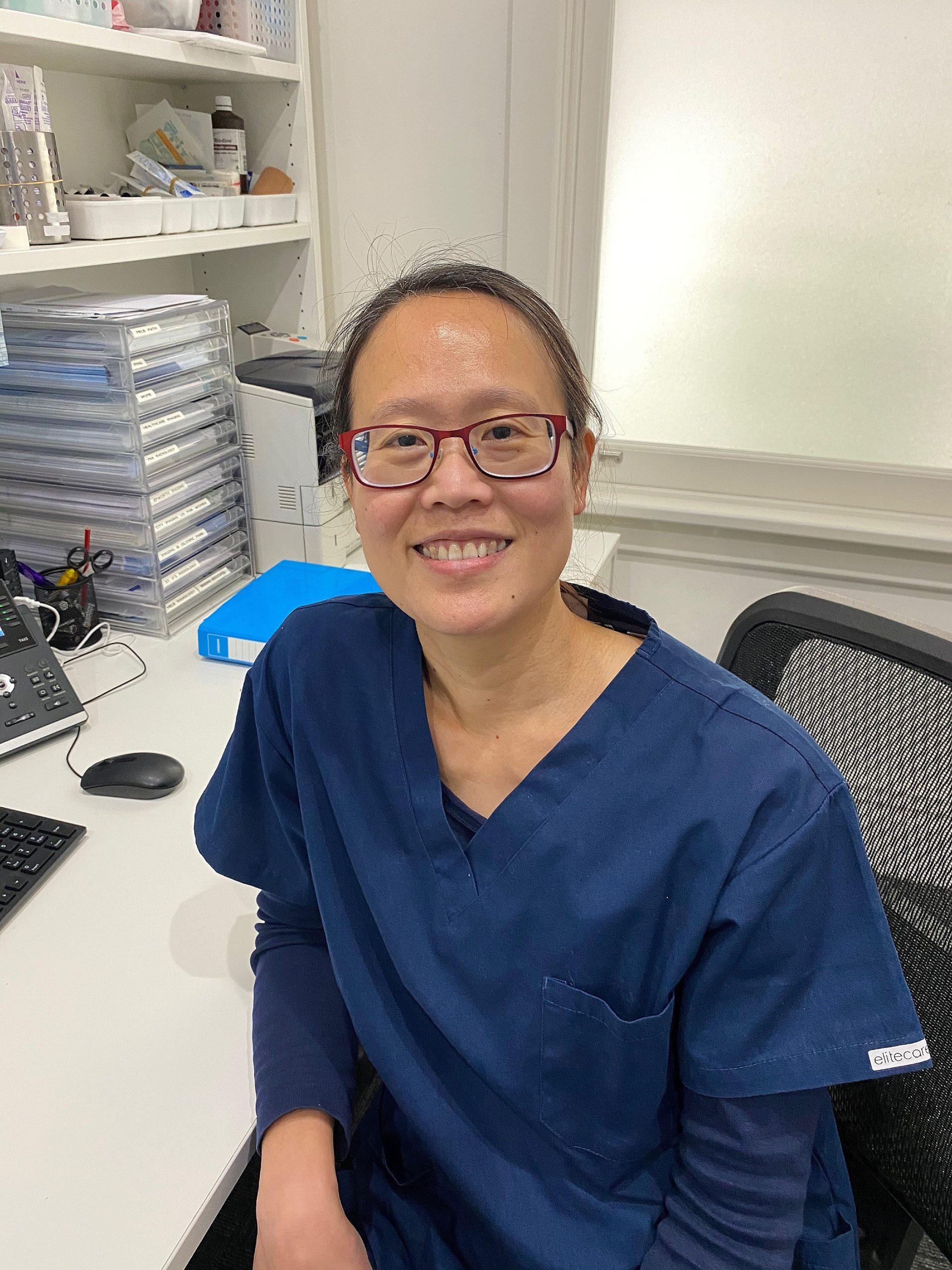 Dr Karen Choong