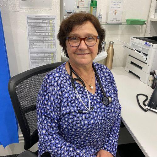 Dr Trudy Madsen