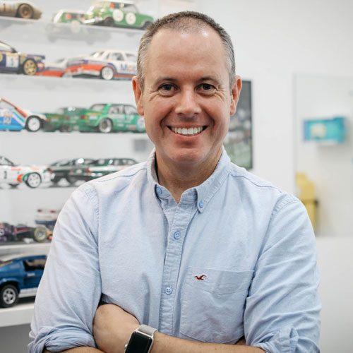 Dr Dan Moylan