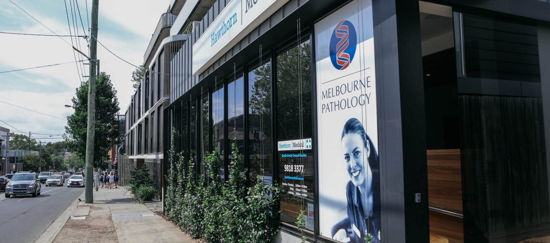 Affiliated with Richmond Medical & South Yarra Medical