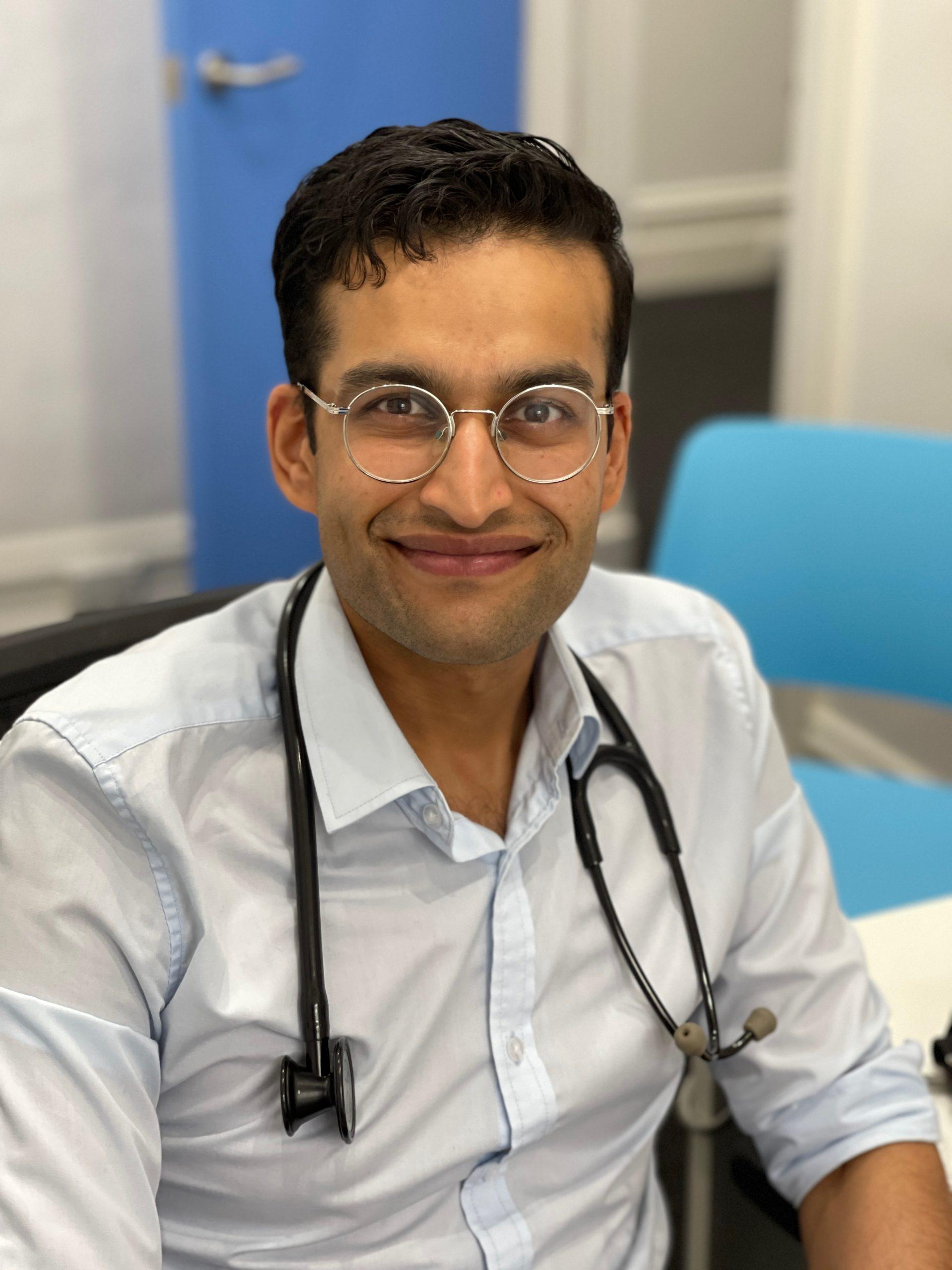 Dr Sunny Krishna